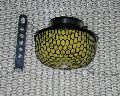 Воздушный фильтр своими руками материал 3